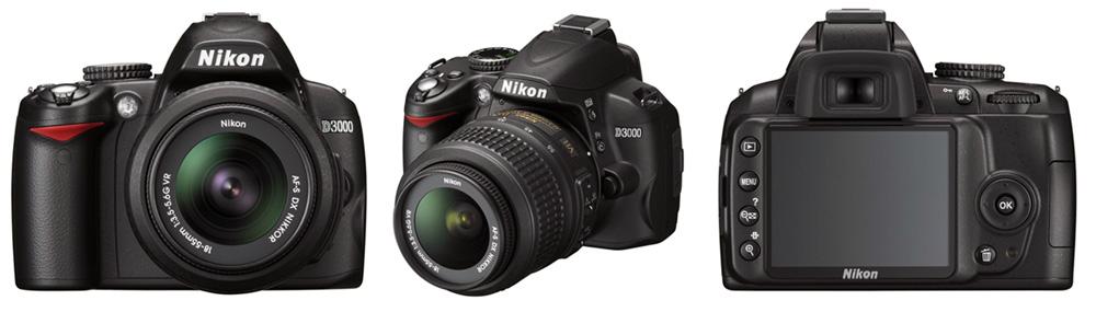 Ремонт зеркальных фотокамер nikon d3000 в Москве