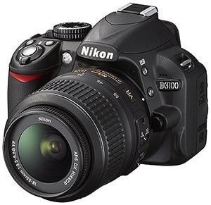 Ремонт зеркальных фотокамер nikon d3100 в Москве