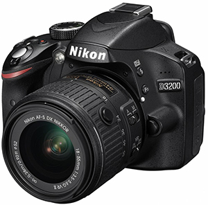 Ремонт зеркальных фотокамер nikon d3200 в Москве