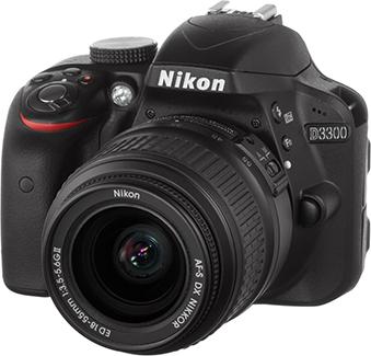 Ремонт зеркальных фотокамер nikon d3300 в Москве