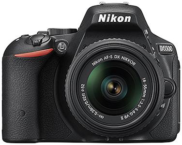 Ремонт зеркальных фотокамер nikon d5500 в Москве
