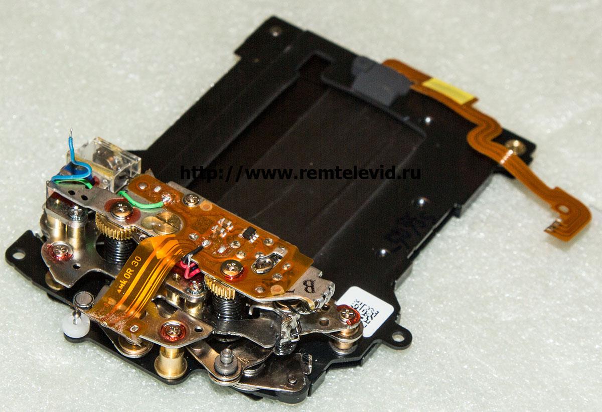 Замена и ремонт затвора фотокамер Nikon D3, Nikon D3x, Nikon D3s