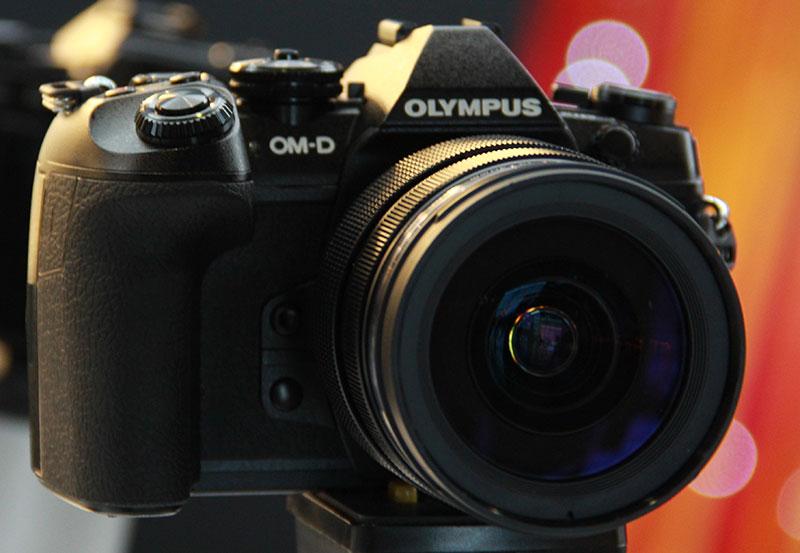 Линейка фотоаппаратов Olympus OM-D