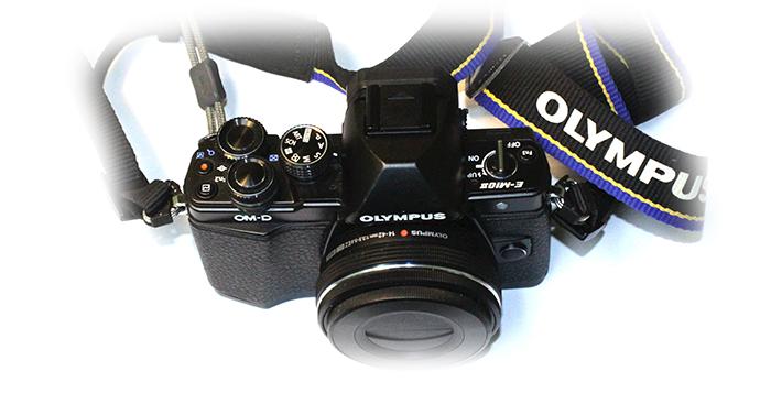 Ремонт беззеркальных фотокамер Olympus E-M10 в Москве