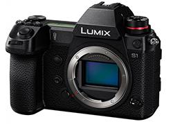 Ремонт фотокамер Panasonic Lumix S1, S1R в Москве