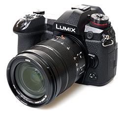 Ремонт беззеркальных фотокамер Panasonic Lumix G9 в Москве