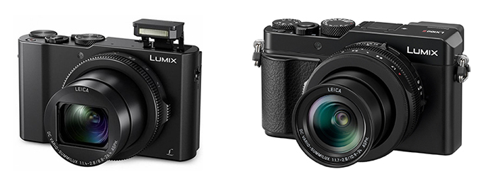 Ремонт фотокамер Panasonic Lumix DMC-LX15, Panasonic LX100 Mark II в Москве