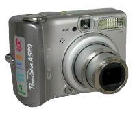 Ремонт фотоаппаратов Canon Power Shot A510, A520, PowerShot A521