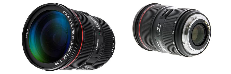 объектив Canon EF 24-70mm f/2.8L II USM, противоречивые мнения и оценки