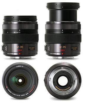 Объективы Panasonic 12-35mm f/2.8, сроки и стоимость ремонта в Ремтелевид-сервис