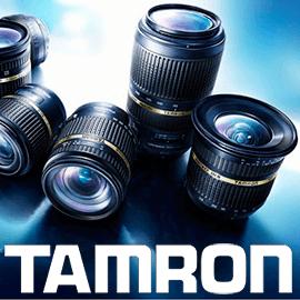 ремонт объективов tamron для canon, nikon, pentax, sony