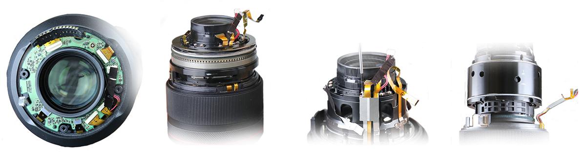 Ремонт объектива canon rf 50 mm, основные неисправности