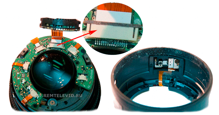 Конструкция объективов sigma 50mm 1.4, основные неисправности и особенности ремонта