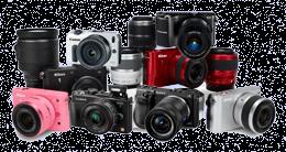 Фотомастерская Ремтелевид-сервис выполнит ремонт беззеркальных фотоаппаратов ведущих фирм производителей в кратчайшие сроки